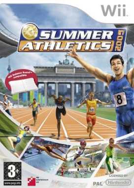 Summer Athletics 2009 Wii