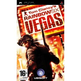 UBI SOFT Tom Clancys Rainbow Six Vegas PSP