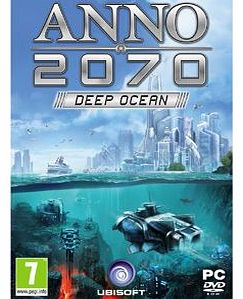 Ubisoft ANNO 2070 Deep Ocean Expansion Pack on PC