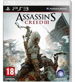 Assassins Creed 3 on PS3