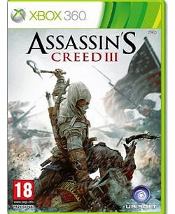 Assassins Creed 3 on Xbox 360