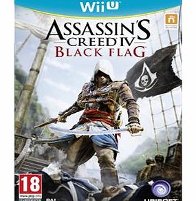Assassins Creed IV: Black Flag on Nintendo Wii U