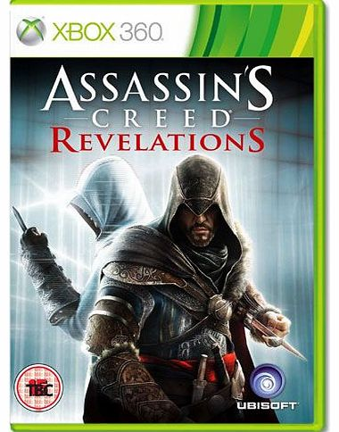 Assassins Creed Revelations on Xbox 360