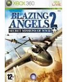 Blazing Angels 2: Secret Missions on Xbox 360