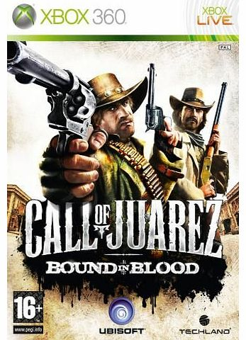 Call of Juarez: Bound In Blood on Xbox 360