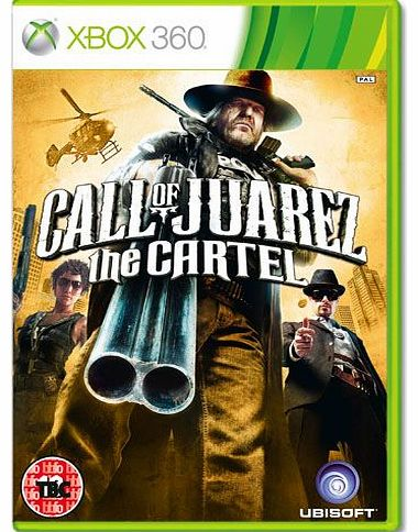 Call of Juarez The Cartel on Xbox 360