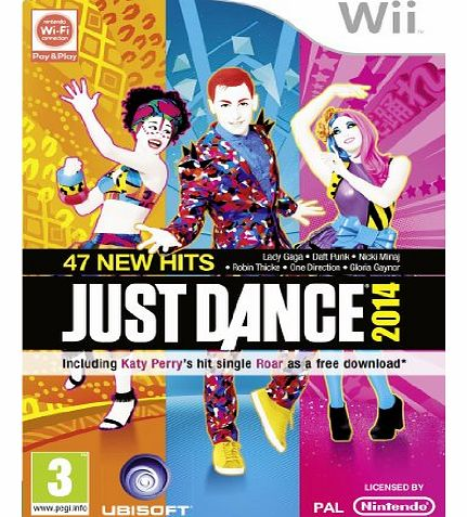 Just Dance 2014 on Nintendo Wii