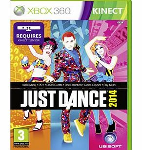 Just Dance 2014 on Xbox 360