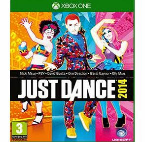 Just Dance 2014 on Xbox One