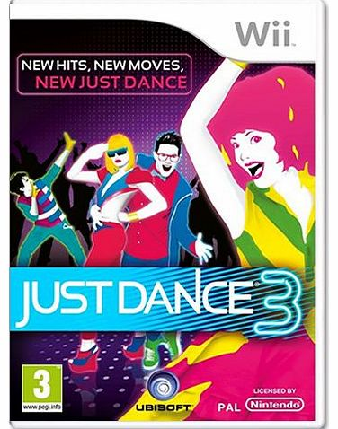 Just Dance 3 on Nintendo Wii