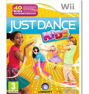 Just Dance Kids 2014 on Nintendo Wii