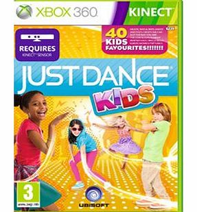 Just Dance Kids 2014 on Xbox 360
