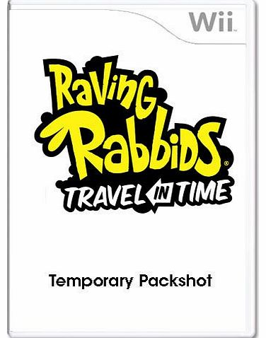 Raving Rabbids Travel In Time on Nintendo Wii
