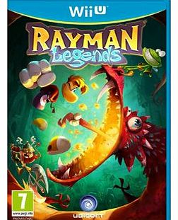 Rayman Legends on Nintendo Wii U