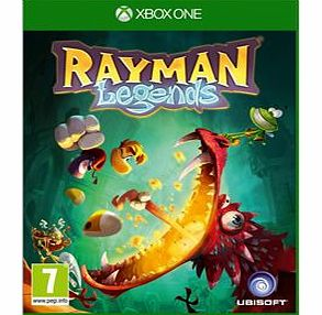 Rayman Legends on Xbox One