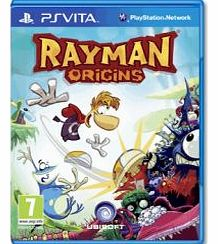 Rayman Origins on PS Vita