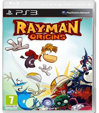 Rayman Origins on PS3