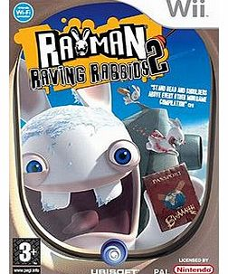 Rayman: Raving Rabbids 2 on Nintendo Wii