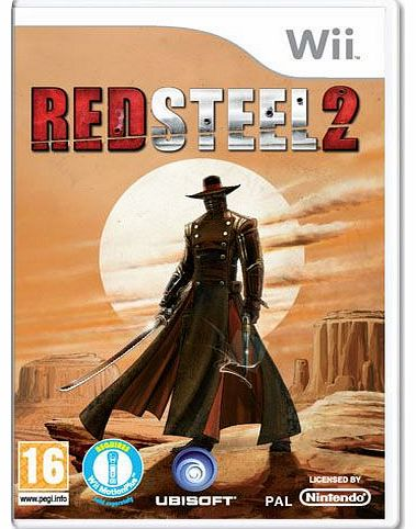 Red Steel 2 (Motion Plus Compatible) on Nintendo