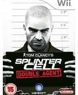 Splinter Cell: Double Agent on Nintendo Wii
