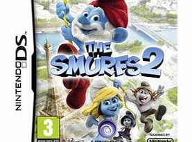 The Smurfs 2 on Nintendo DS