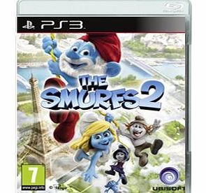 The Smurfs 2 on PS3