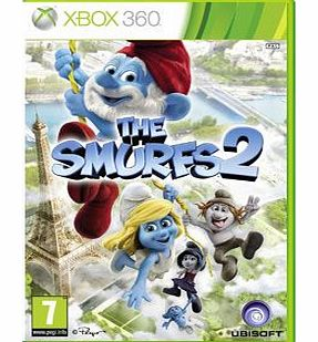 The Smurfs 2 on Xbox 360