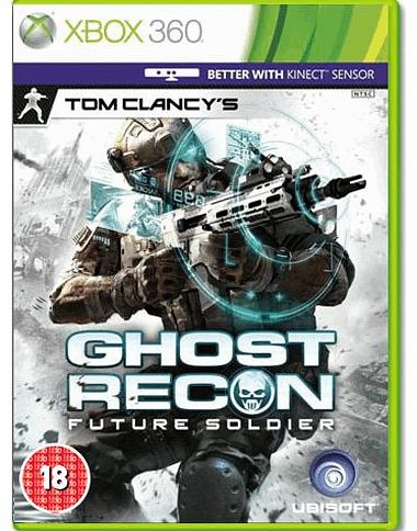 Tom Clancys Ghost Recon: Future Soldier on Xbox