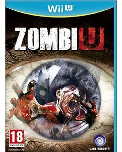 ZombiU on Nintendo Wii U