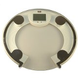 Glass bathroom Scales Electronic Body fat Monitoring weighing