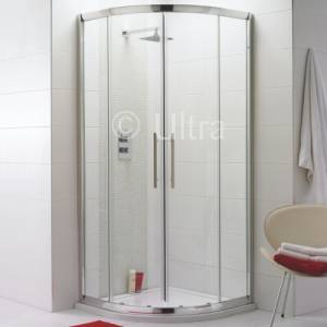 Roma Quadrant Shower Enclosure 1000mm x