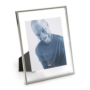 Behold 8 x 10 Silver Photo Frame