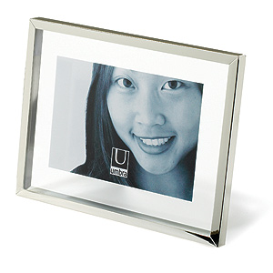 Behold Silver Photo Frame