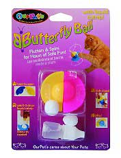 Our Pets Butterfly ball with Oil