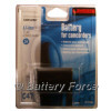 Uniross VB102932 Camcorder Battery Pack. Battery Technology: Lithium-Ion (Rechargeable); Capacity: 2