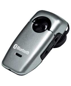 BH08 Bluetooth Headset - Silver