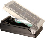 Universal Solar-Powered Battery Charger ( Multi