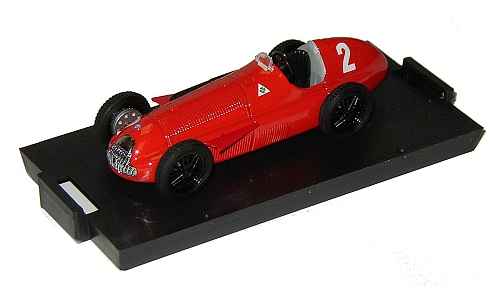 1:43 Scale Alfa Romeo 159 Belio 1959, produced by BRUMM