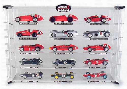 A Set of fifteen 1:43 scale  Formula 1  Classic Wo