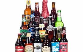 Last order date for delivery before Christmas is 15th December.There are so many different beer styles from around the world, each with their own distinct flavours and characteristics - with so much choice where do you start? This excellent world bee