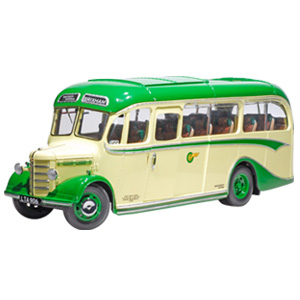 Unbranded 1949 Bedford OB Coach - Southern National