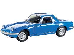 1966 Lotus Elan S3 Coupe 1:18 French Blue