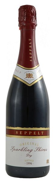 A beautiful red sparkling showing in the glass, emerging into a strawberry bouquet with plenty of fr