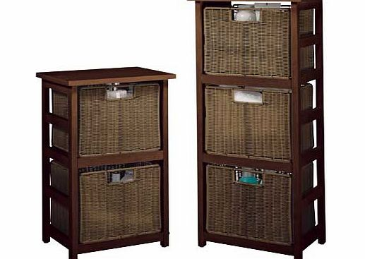 2 drawer and 3 drawer storage units dark review compare prices buy online. Black Bedroom Furniture Sets. Home Design Ideas