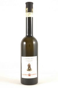 A speciality from the Roman hills around Frascati. Late Picked Malvasia, Trebbiano and Bombino. A br