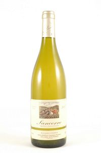 Light gold with silver tints, floral bouquet of acacias, dry with aromas of gunflint and lemon fruit
