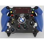 Amalgam has released a 1/1 replica of the 2007 BMW F1.07 Steering Wheel. If you`re the kind of perso
