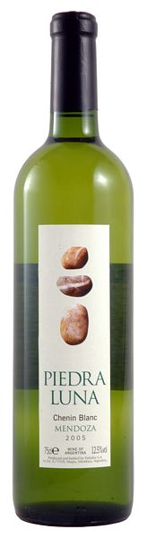 The Chenin Blanc is an intriguingly aromatic, crisp dry white wine. It has suggestions of sherbet le