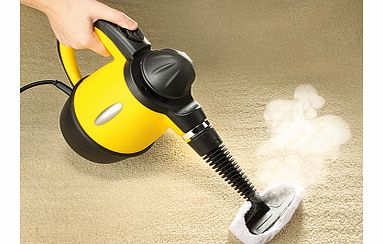 Unbranded 3-bar Hand-held Steam Cleaner