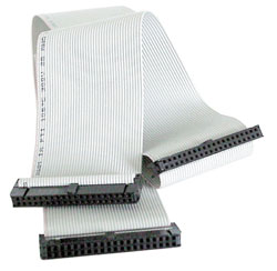 40 Way Ribbon Cable3 x 40 Way IDC Female ConnectorColour: Grey10 year warranty